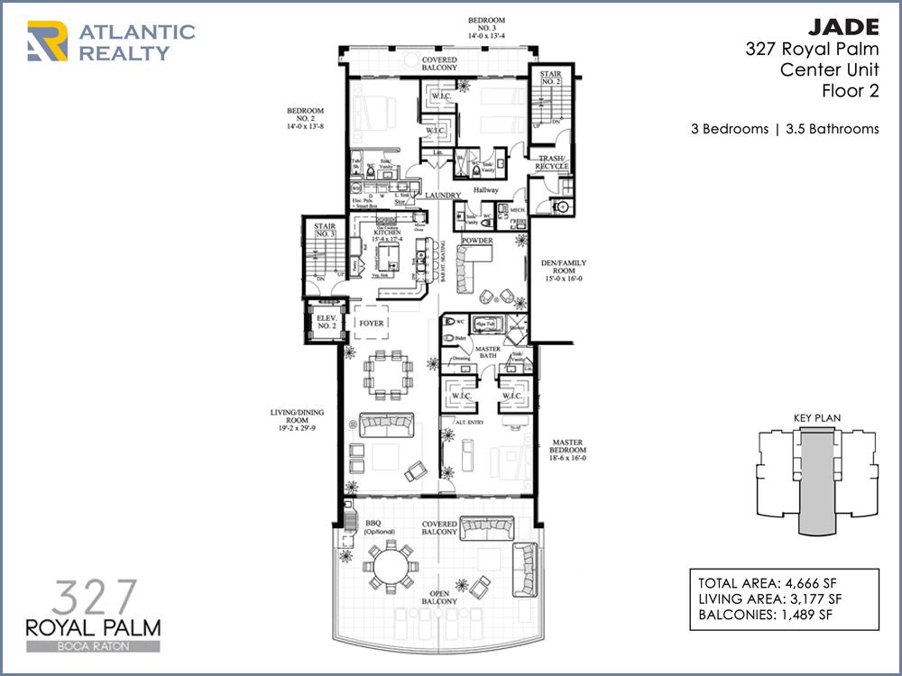 Boca Raton 327 Royal Palm New Florida Beach Homes