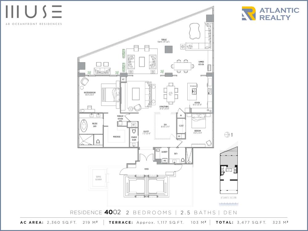 Aventura Isles Floor Plans: New Florida Beach Homes