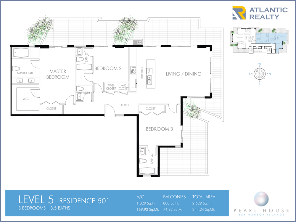The gallery for residential lobby plan for 501 plan
